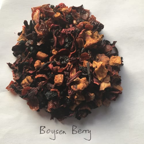 Boysen berry loose leaf tea