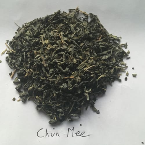 Chun Mee loose leaf tea