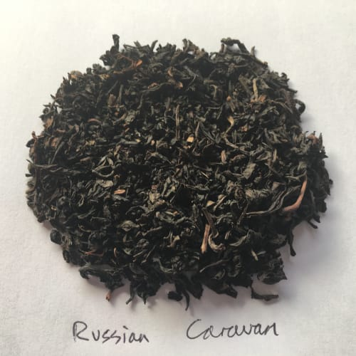 Russian Caravan tea leaves